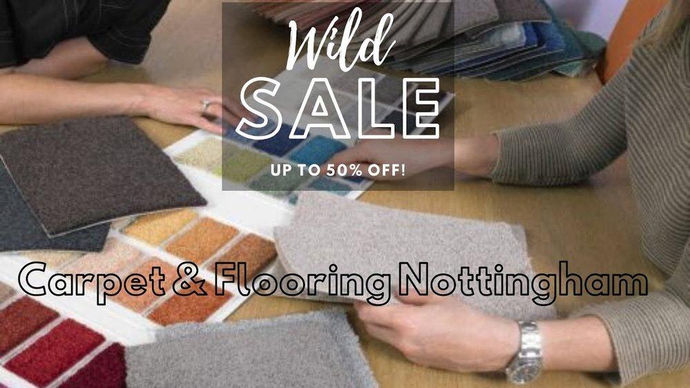 Carpet & Flooring Nottingham cover