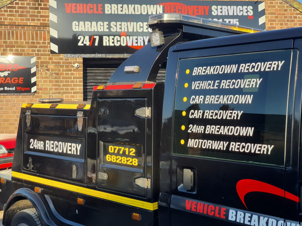 Vehicle Breakdown Recovery Services Ltd cover