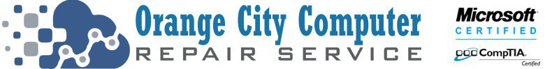 Orange City Computer Repair Service  cover