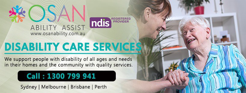 Disability Care Services | OSAN Ability Assist cover