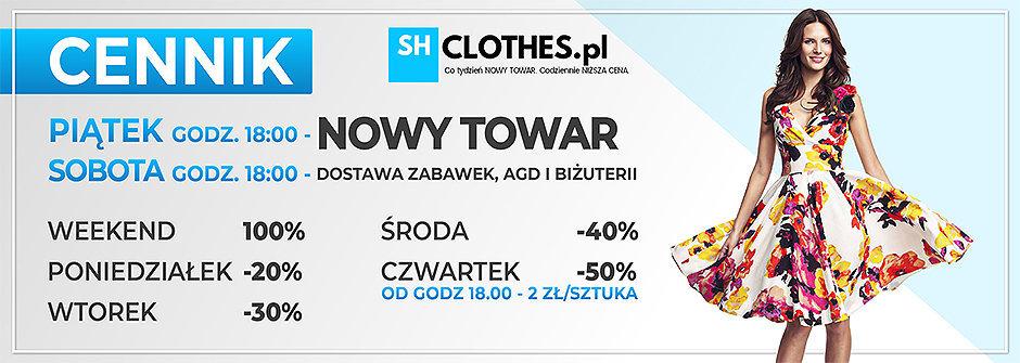 SHClothes cover