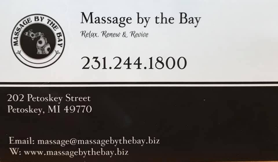Massage by the Bay cover