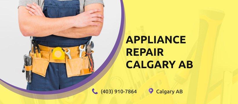 Appliance Repair Calgary AB cover