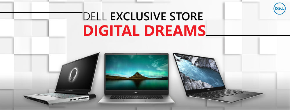 Dell Laptop store jaipur - Dell Exclusive store in jaipur cover