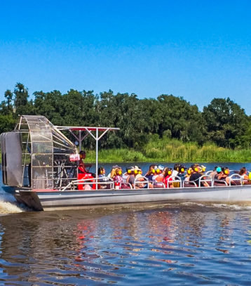 Bayou Swamp Tours cover
