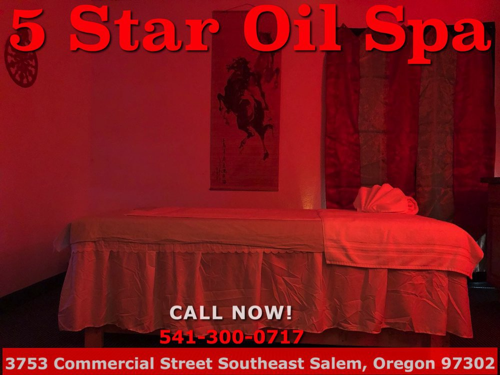 5 Star Oil Spa cover
