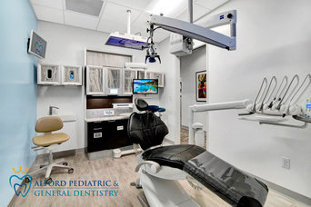 Alford Pediatric & General Dentistry cover