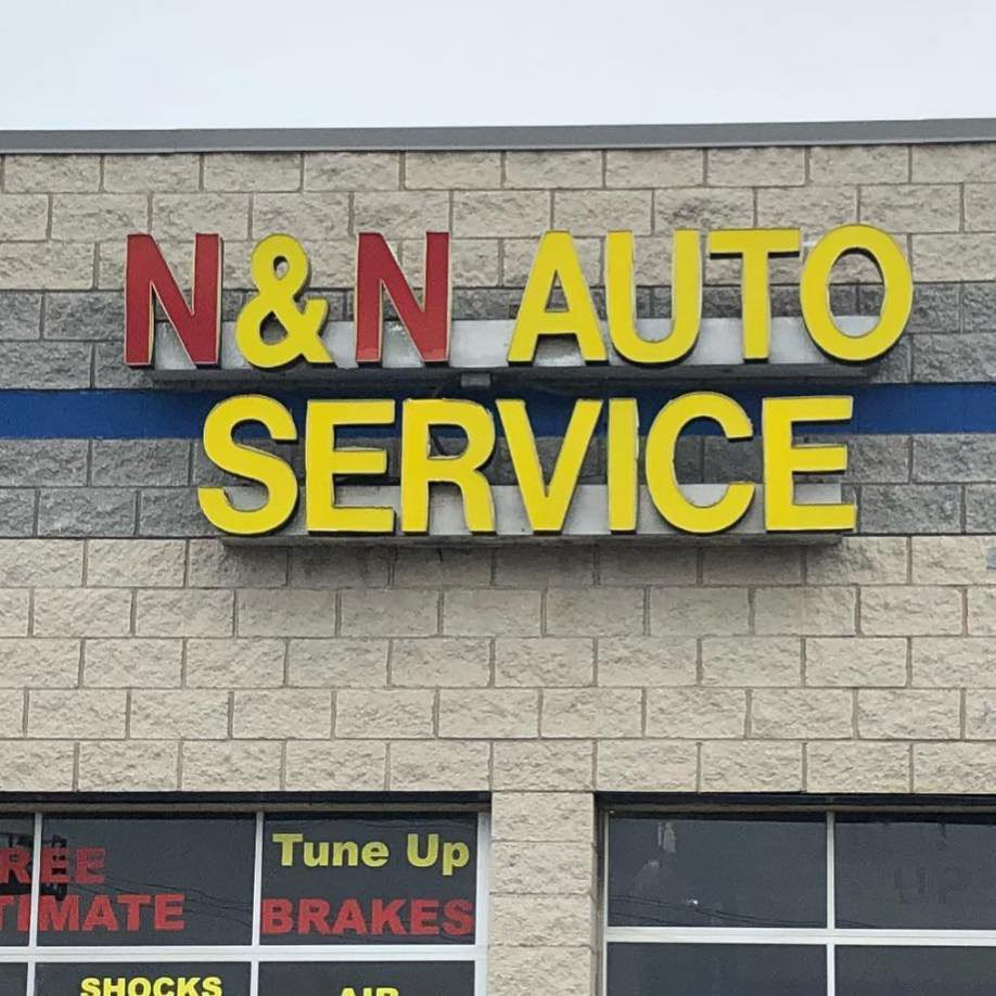 N & N Auto Service cover