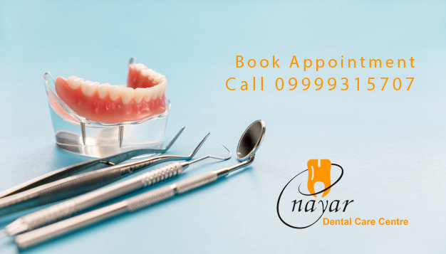 Nayar Dental Clinic Noida cover