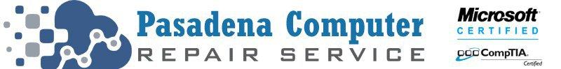 Pasadena Computer Repair Service cover