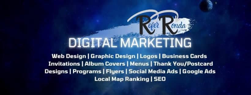 Refer Ronda Digital Marketing, LLC cover