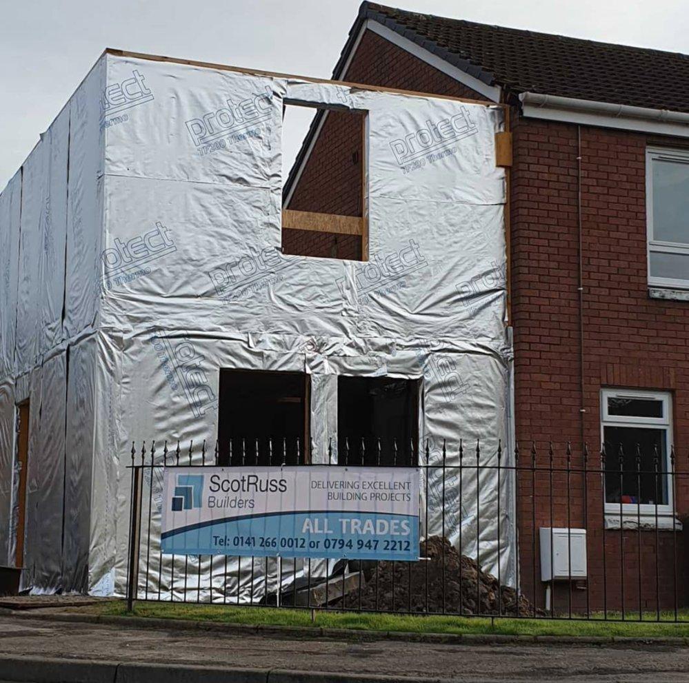 ScotRuss Builders cover