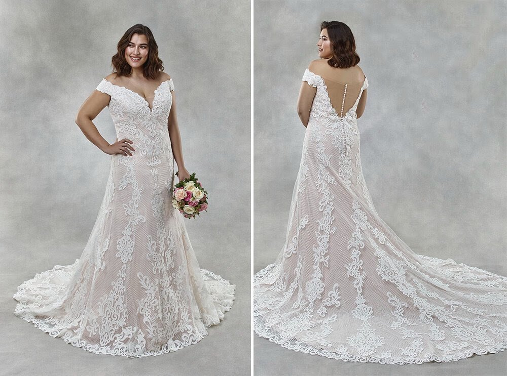 A. Daley Bridal cover