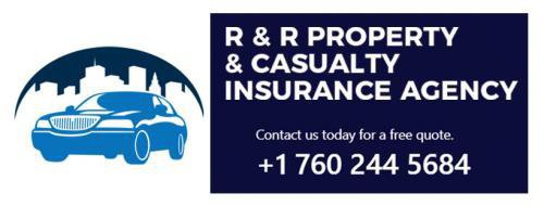R & R Property & Casualty Insurance Agency cover