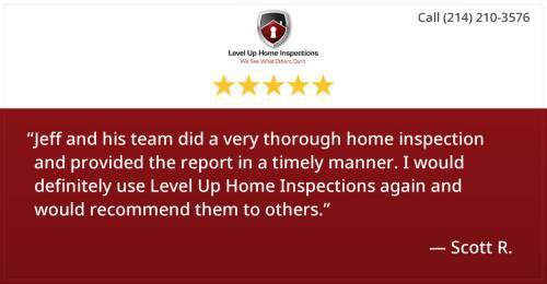 Level Up Home Inspections PLLC cover