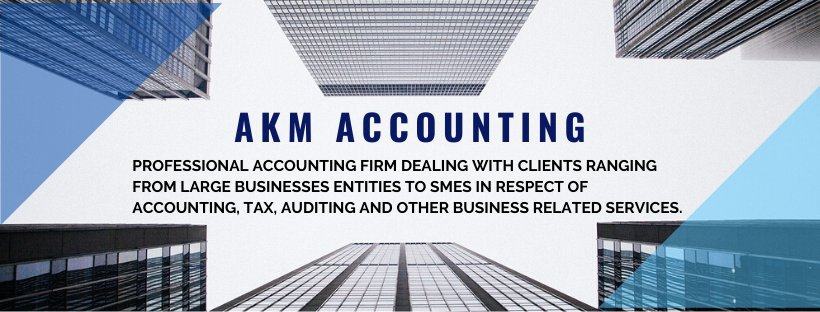 AKM Accounting cover