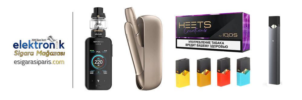 Elektronik Sigara ve iQOS Mağazası cover