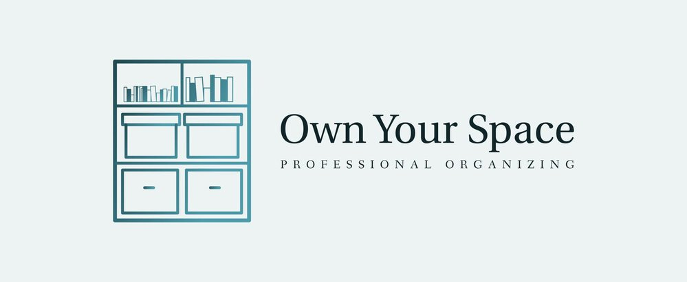Own Your Space Professional Organizing cover
