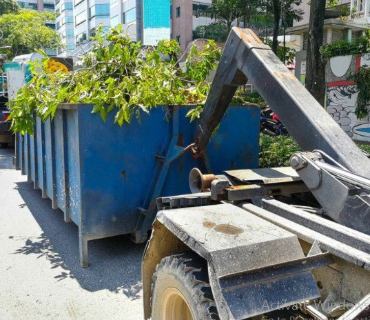 Value Dumpster Rental Fresno cover