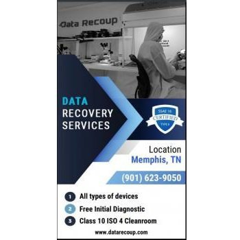 Data Recoup cover