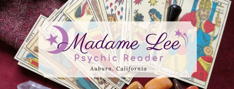 Madame Lee Psychic Reader cover