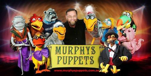 MURPHYS PUPPETS cover