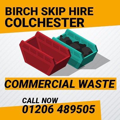 Birch Skip Hire Colchester cover