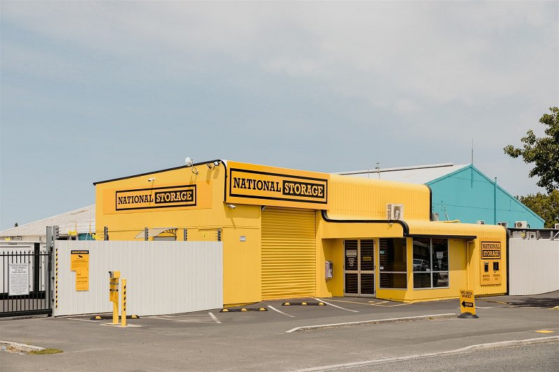 National Storage Dinsdale, Hamilton cover