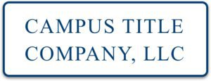 Campus Title Company cover