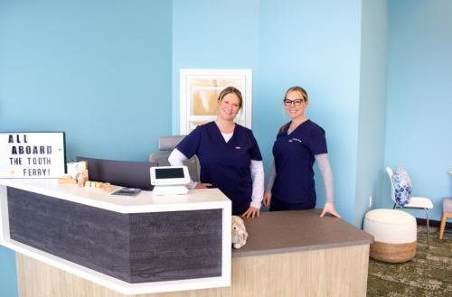 The Tooth Ferry Pediatric Dentistry cover