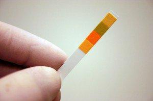 Sanitizer test strips in Dubai cover