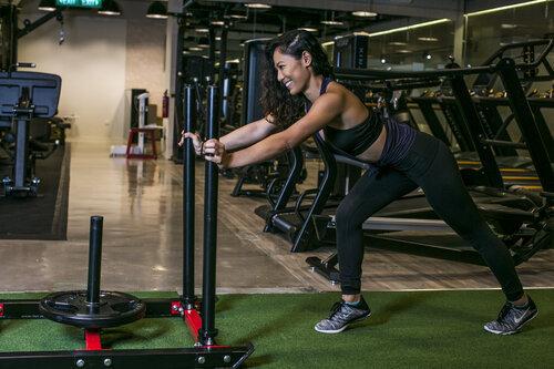 Platinum Fitness Singapore | OUE Downtown cover