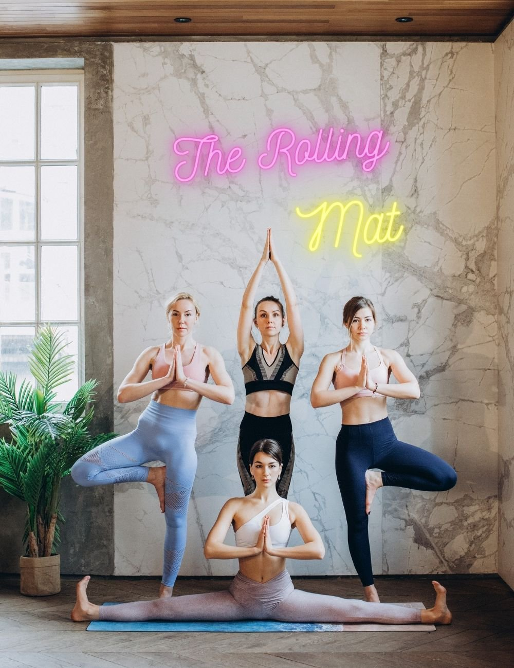 The Rolling Mat cover