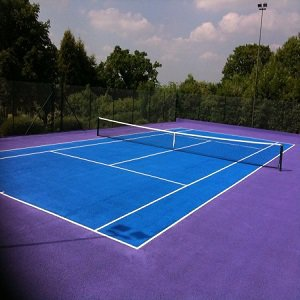 Sports Court Contractors cover