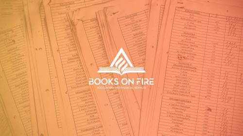 Books on Fire cover