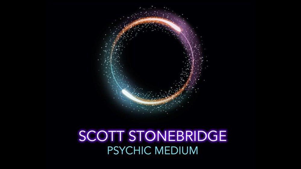 Scott Stonebridge Psychic Medium cover