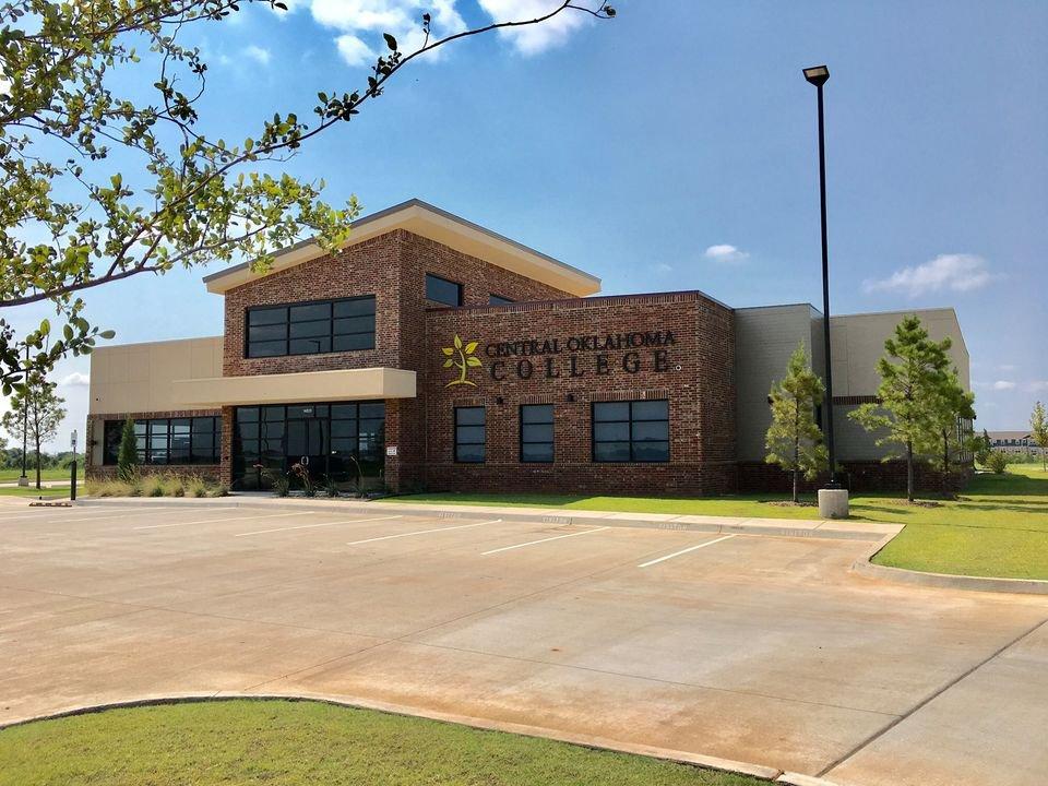 Central Oklahoma College cover