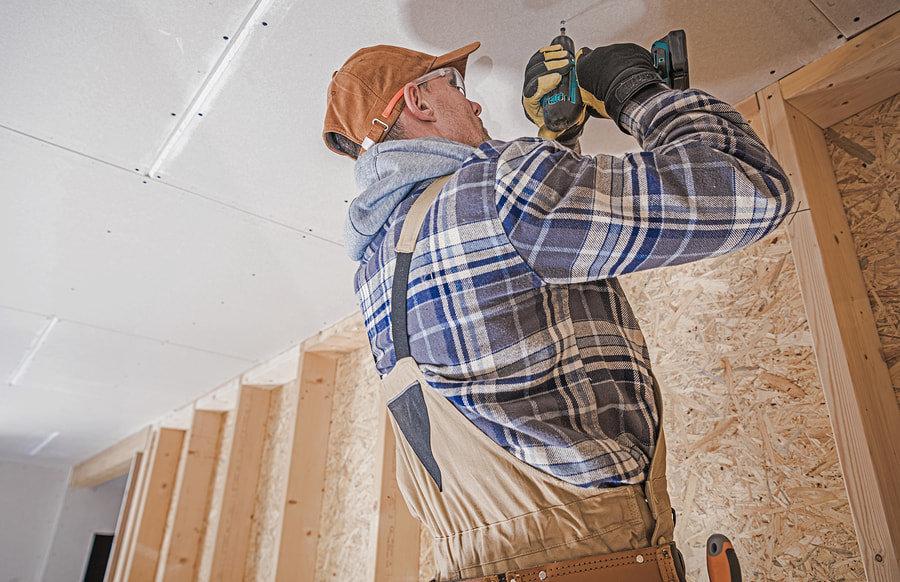 Spokane Drywall Pros cover