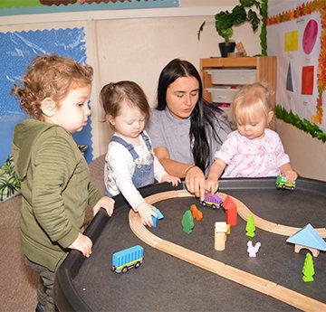 Aberfoyle Childcare cover
