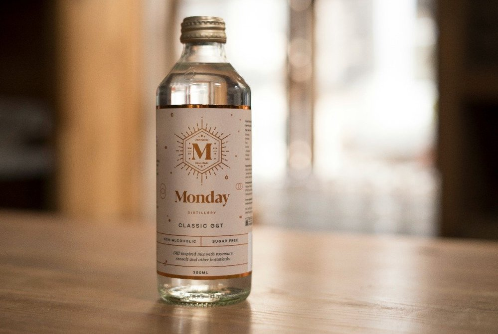 Monday Distillery cover