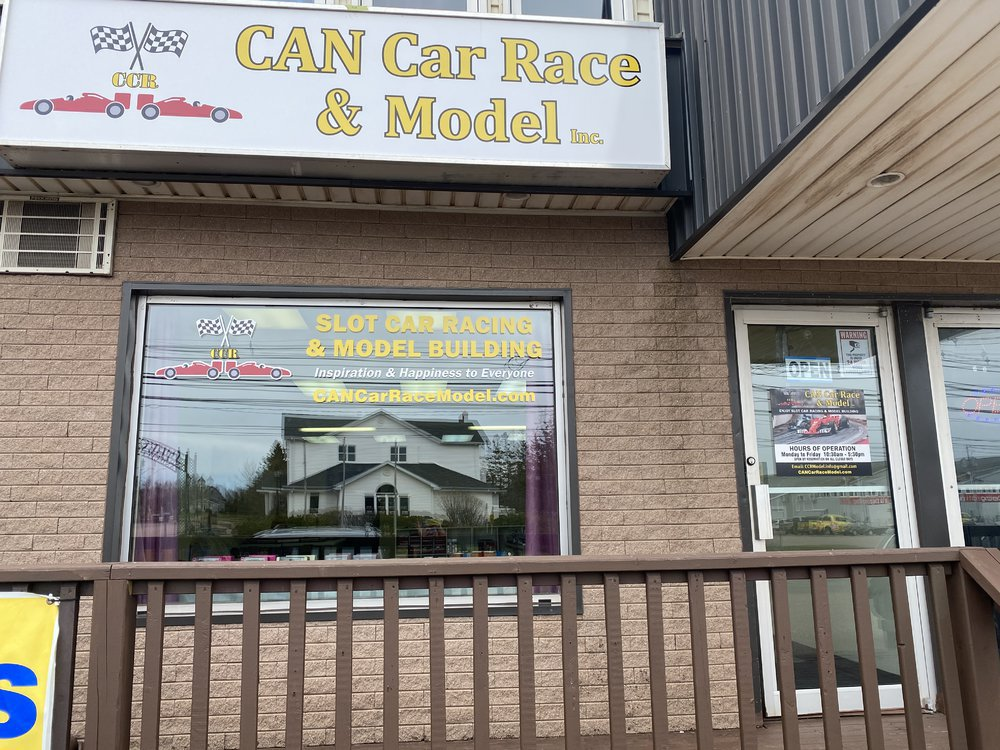 CAN CAR RACE AND MODEL INC. cover