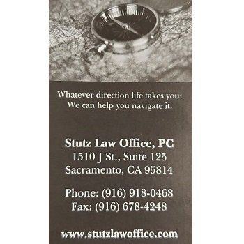 Stutz Law Office PC cover