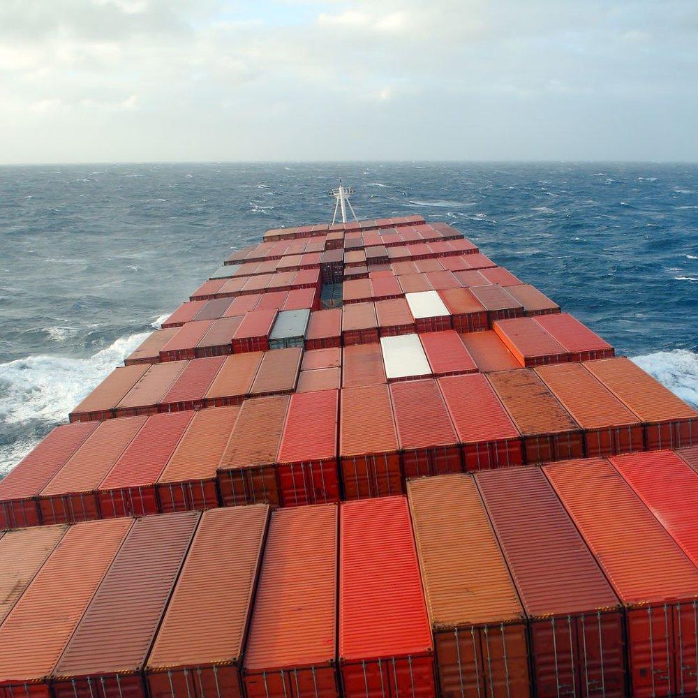 ACHA Brown Ocean Air Cargo Services cover