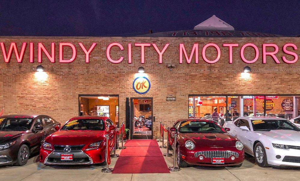 Windy City Motors cover