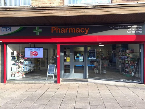 Wolstenholme Pharmacy cover