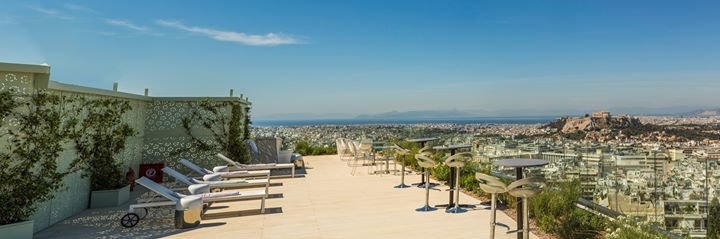 St. George Lycabettus Lifestyle Hotel cover