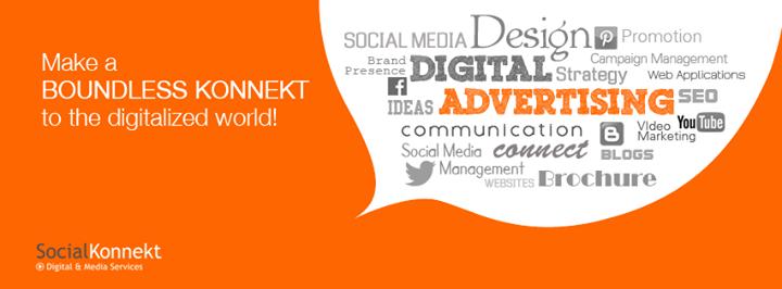 SocialKonnekt Media cover