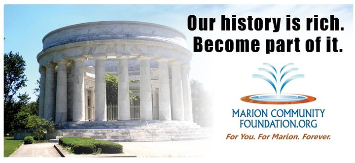 Marion Community Foundation cover