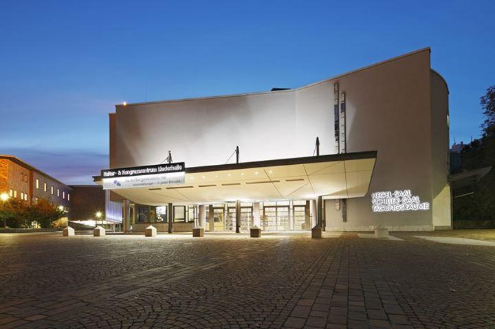Kultur- & Kongresszentrum Liederhalle cover