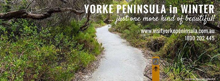Yorke Peninsula Visitor Centre cover